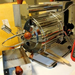 Quest M3s Roaster Hardwood parts