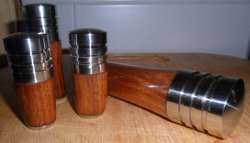 Ecm Technika Profi Wooden Parts Custom Made Australian